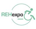 REHexpo logotyp internet jasne tlo
